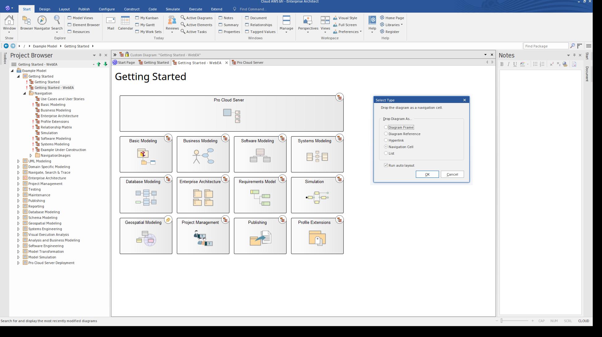 Enterprise architect version 13 sparx systems for Entreprise architecte download