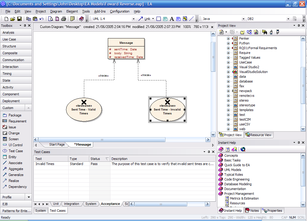 What Is Uml The Unified Modeling Language Uml Is A Graphical